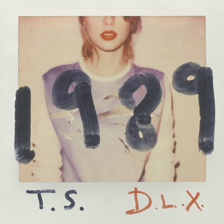Friday Five 10.31.14 Taylor Swift 1989