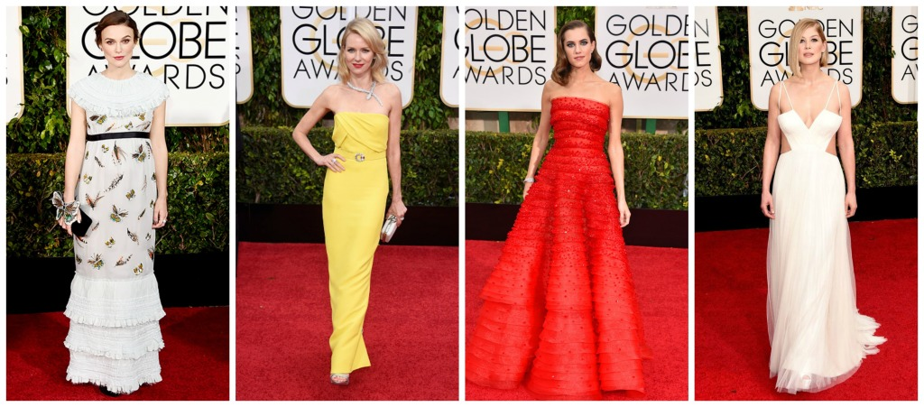 The Golden Globes 2015 Misses Collage