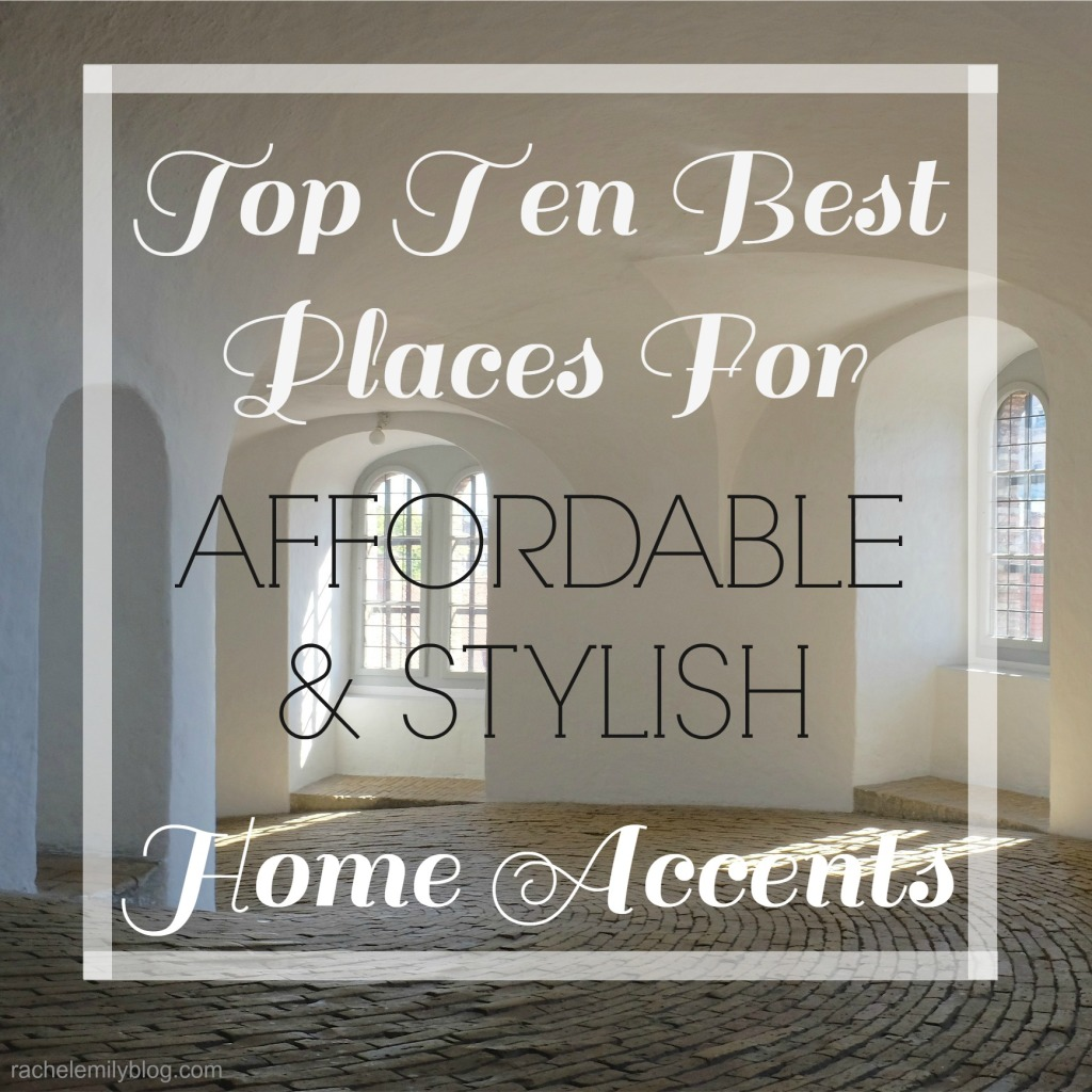 10 best places to find affordable stylish home accents for Affordable home accents