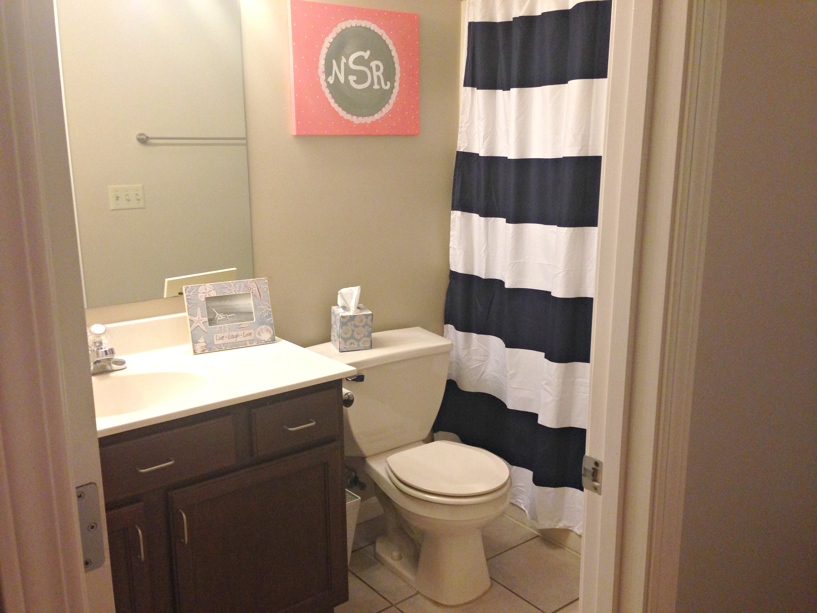 Small Bathroom Redo Inspiration Obsessed With Pedestal Sinks - Bathroom remodel raleigh