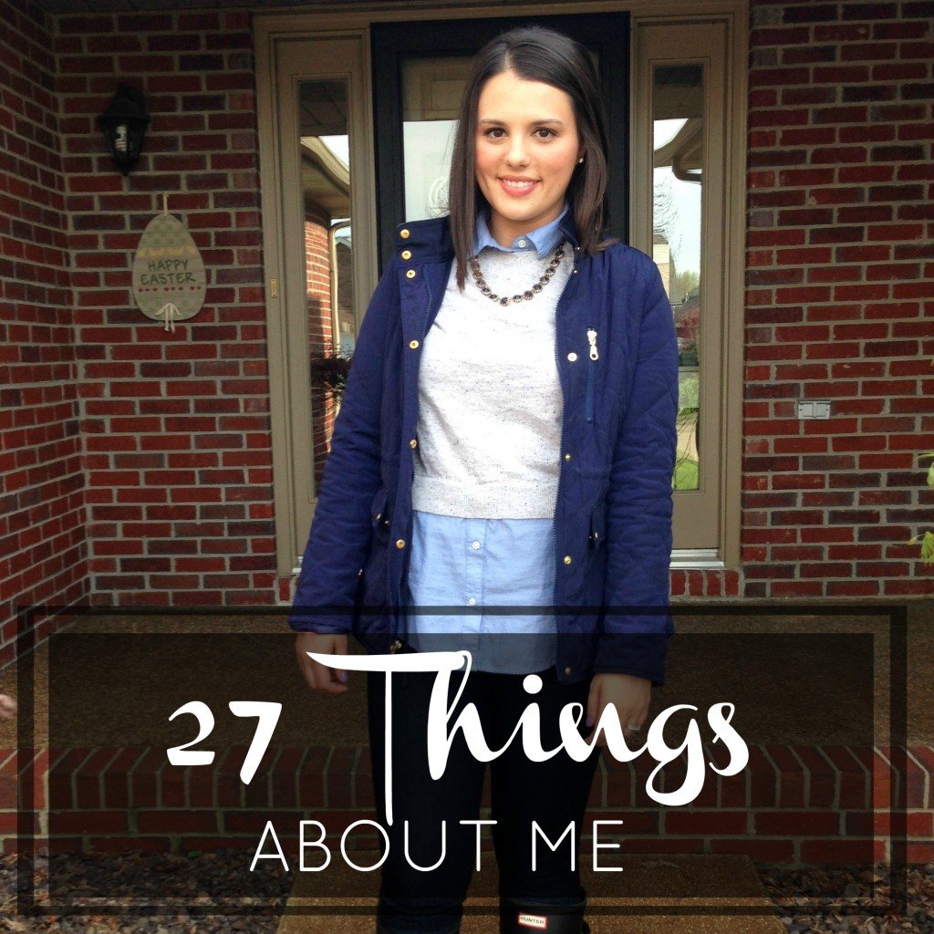 27thingsaboutme