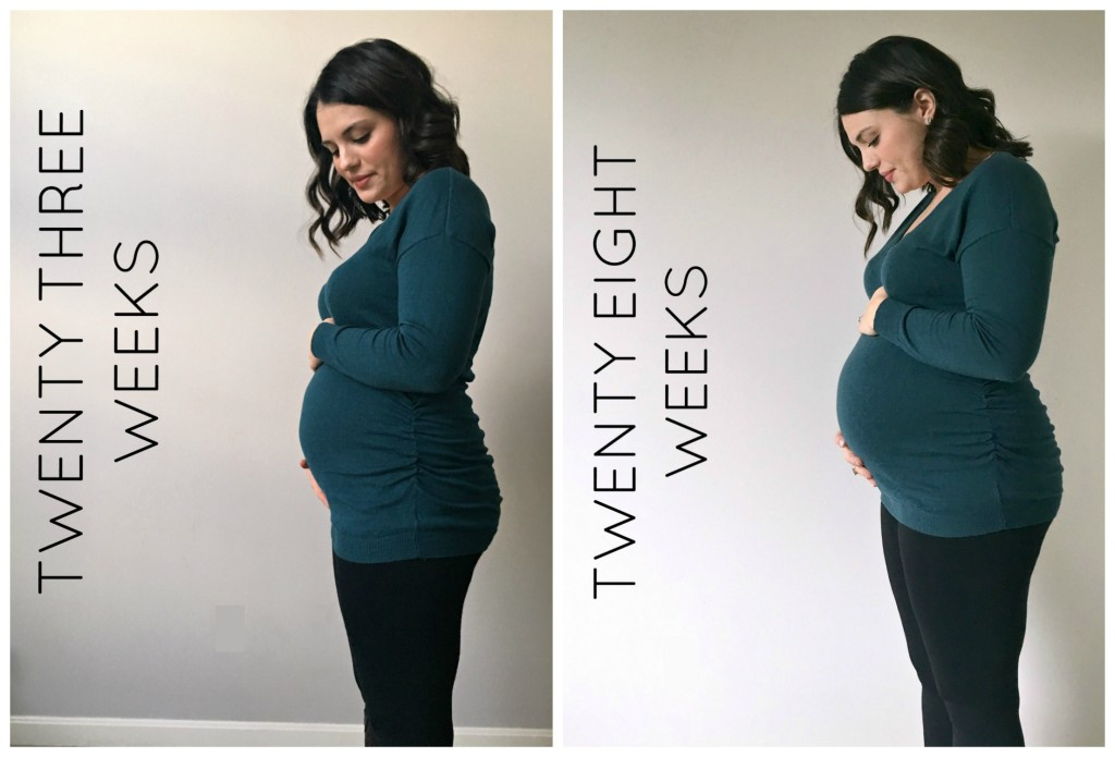 24-28 week compare