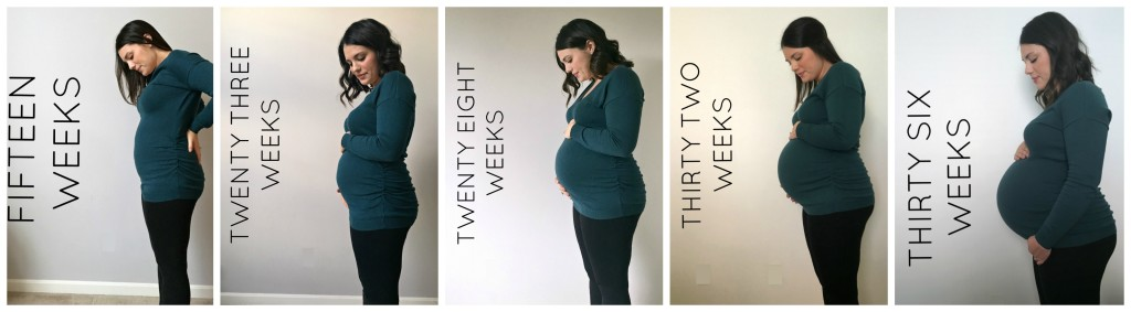 5 month pregnany collage