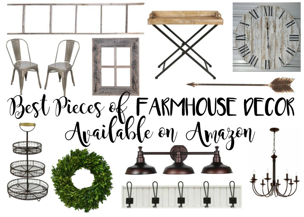 amazon farmhouse collage