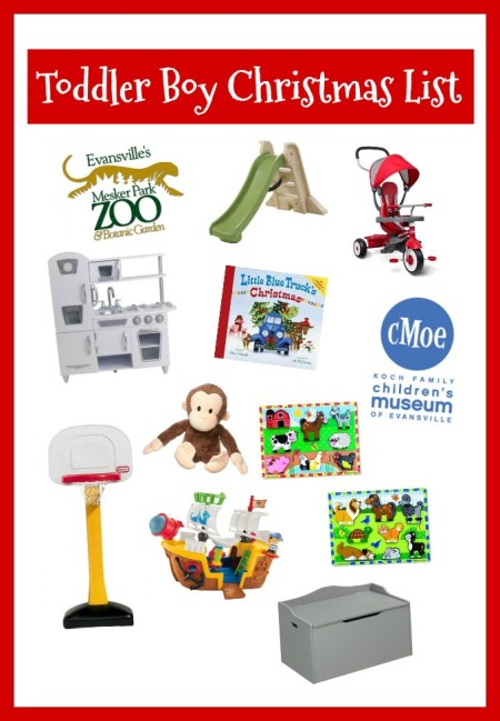 toddler boy christmas wish list 2017